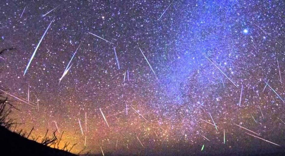 Метеорный поток: когда смотреть в Днепре