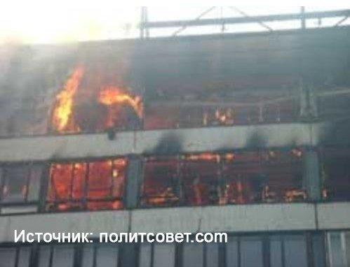 Почему горят помещения коммунальных предприятий и госструктур?