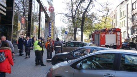 Утечка газа в центре Днепра: что произошло