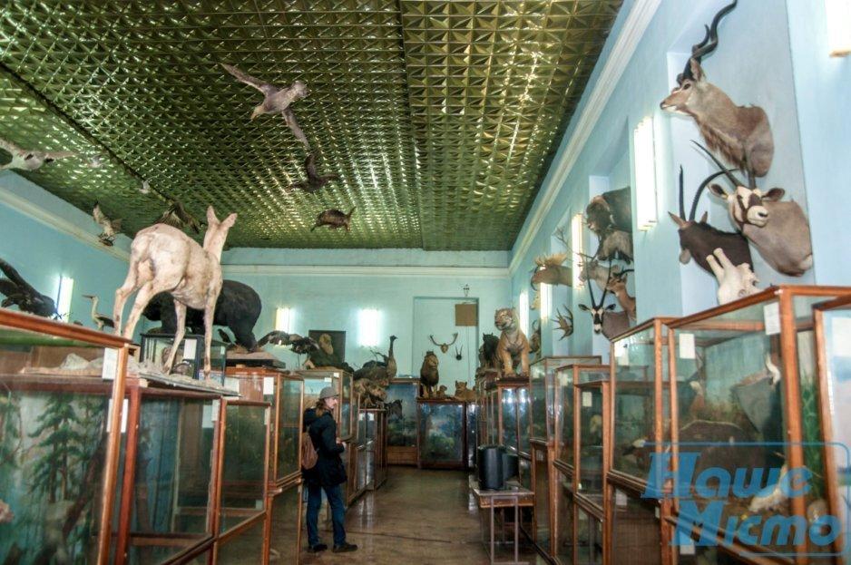 Zoologicheskij muzej DNU korpus 2
