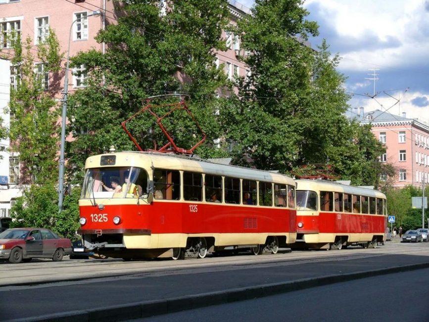 tram 15