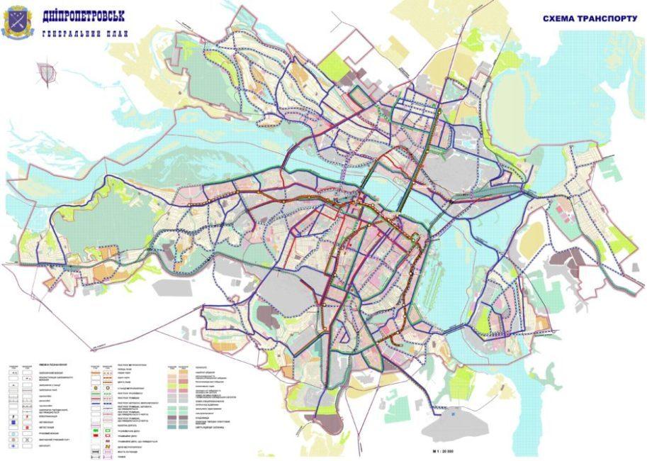 transport genplan