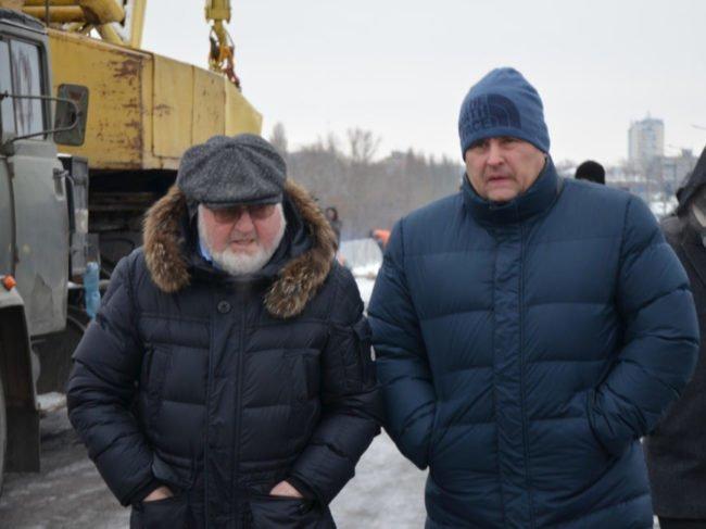 Михаил Беккер Борис Филатов
