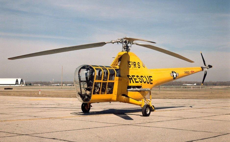 Sikorsky YH 5A USAF
