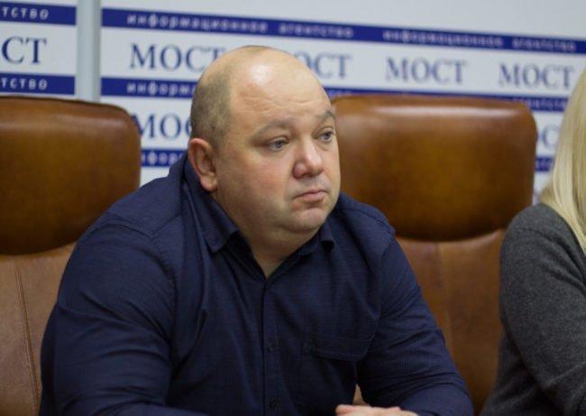 Виталий Косенко ПАО «Днепропетровскгаз»