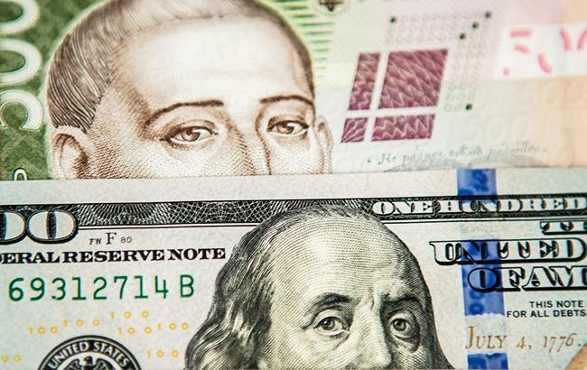 dollar grivna