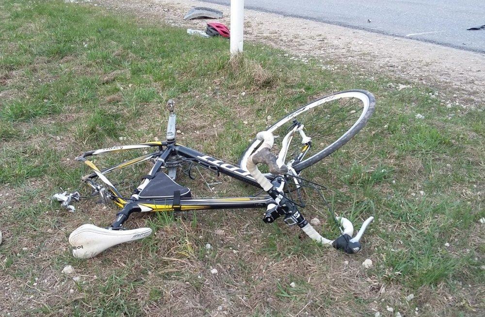 tartumaal hukkus jalgrattur 713413331