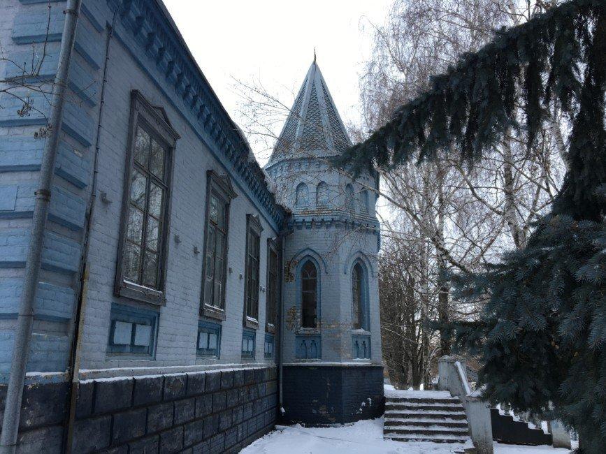 Цікава Дніпропетровщина: будинок Бергманів у Солоному