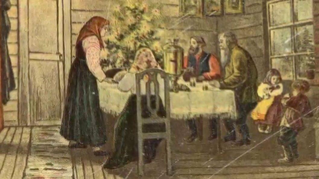 история, новый год, традиции, обычаи, празднование