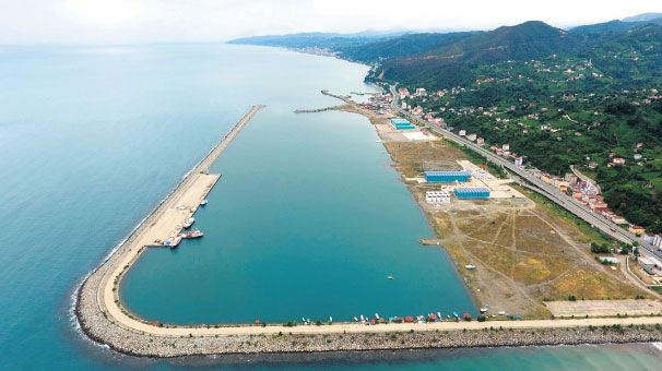 Турция собирается строить новую базу на Чёрном море