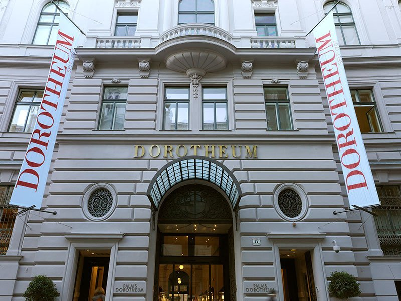Eingang Palais Dorotheum t1