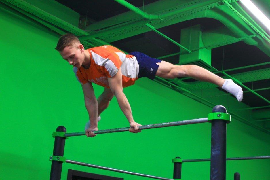 В Днепре прошел чемпионат Украины по стритлифтингу и воркауту