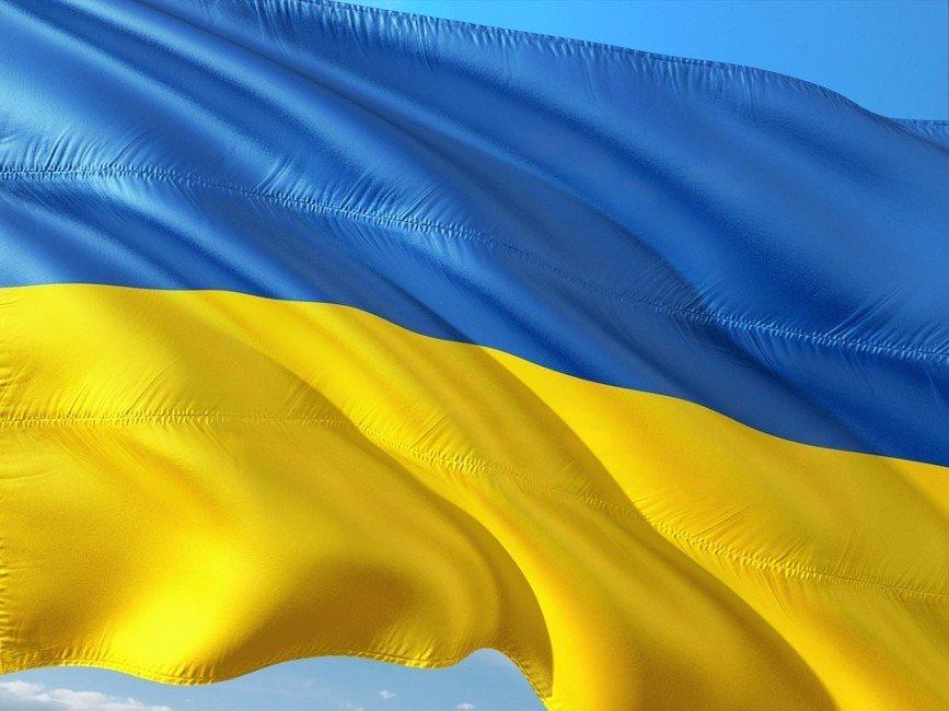 Ко Дню Соборности в Кривом Роге развернули 100-метровый флаг Украины