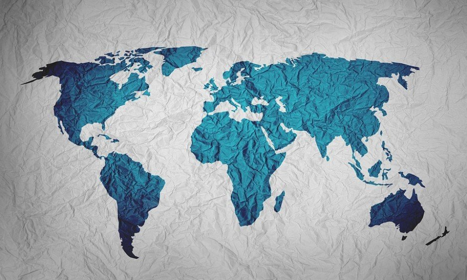 map of the world 2401458 960 720