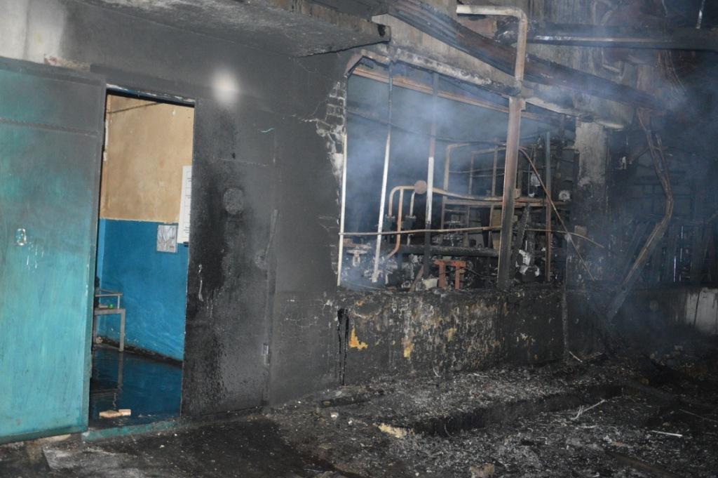 На Днепропетровщине взорвался коксохимический завод: есть пострадавшие