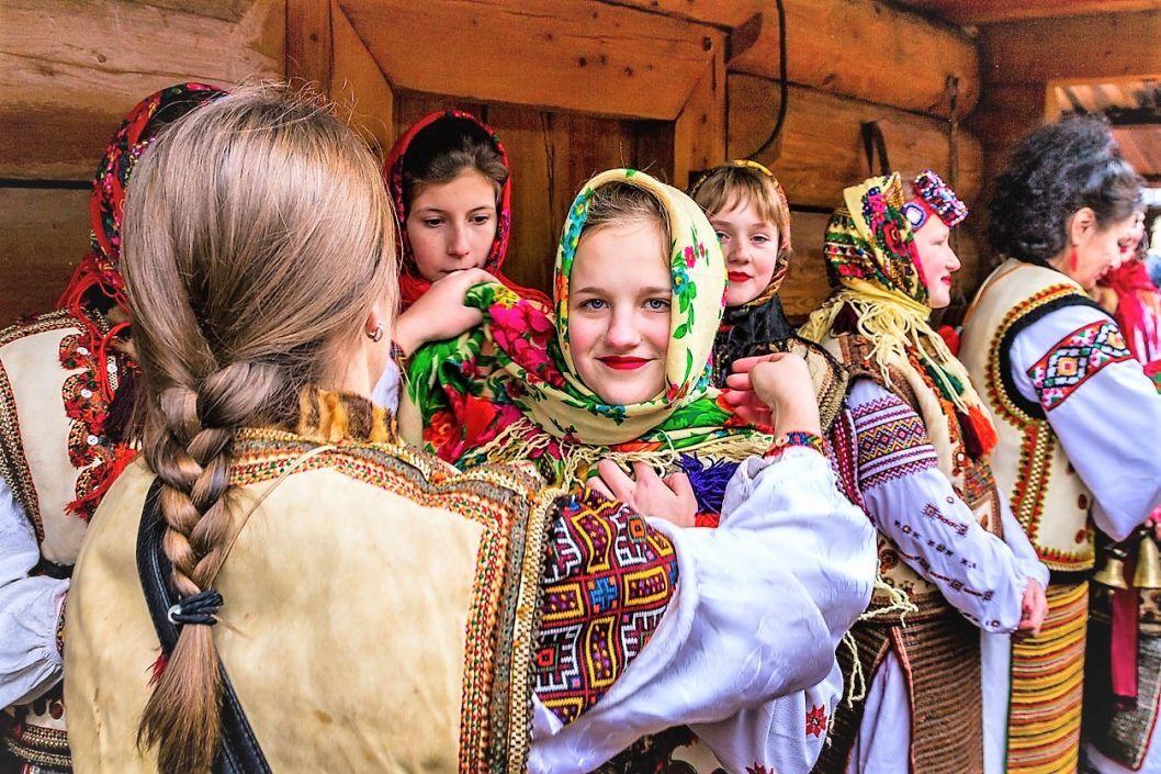 Традиции и обряды на Щедрый вечер и Старый Новый год в Украине