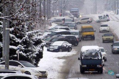В Днепре и области на 13 января объявили штормовое предупреждение