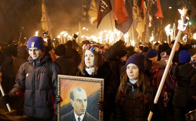 В руководстве МВД Днепропетровской области присоединились к флешмобу «Я — бандеровец»