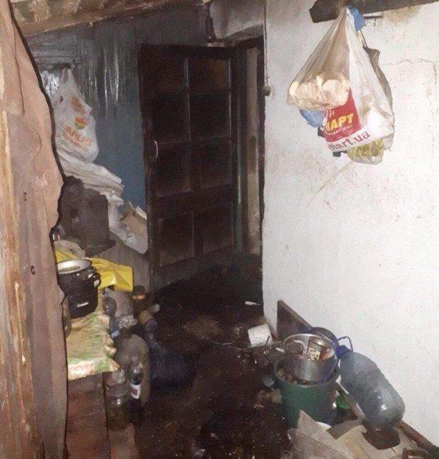 В Днепропетровской области при пожаре погибла женщина