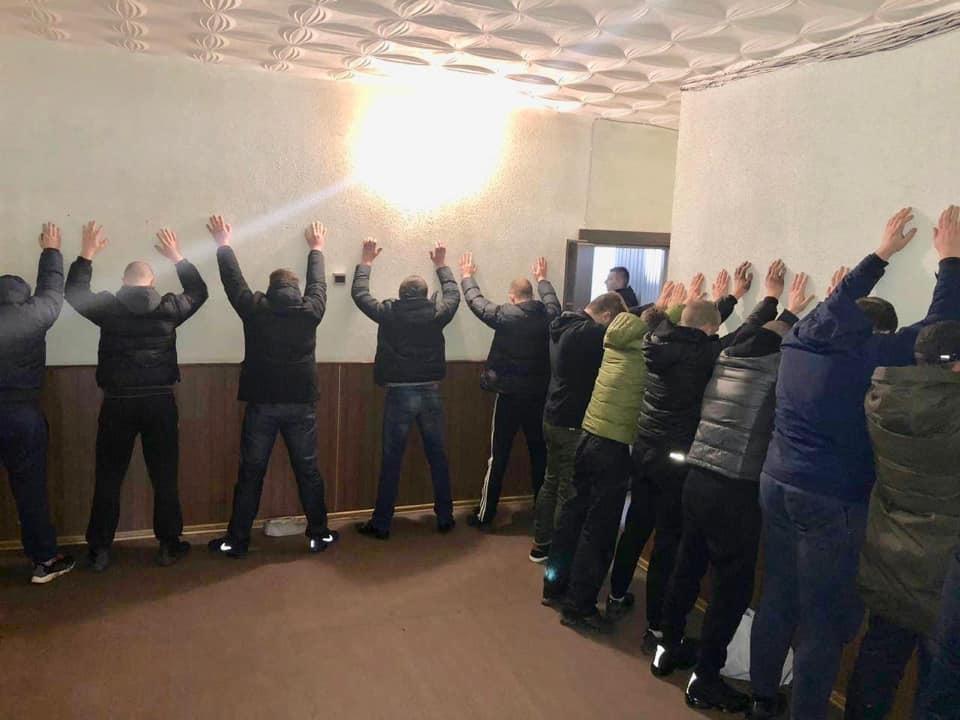 Масштабная борьба с наркобаронами Кривого Рога: задержано 18 человек