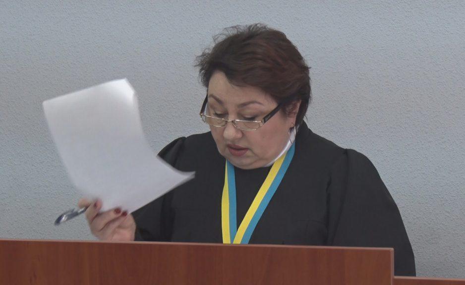 Судья Ирина Рудь
