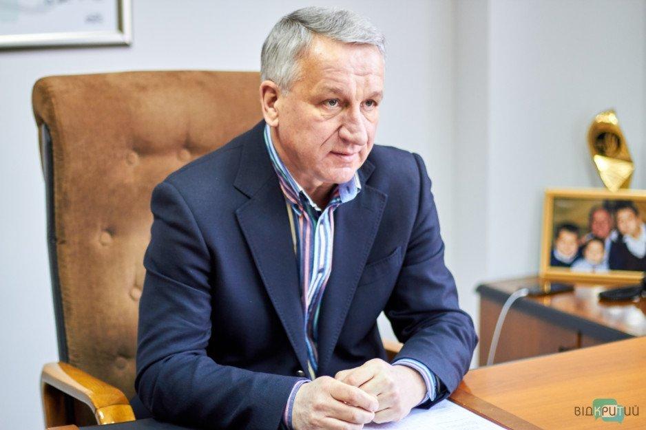Интервью с Иваном Куличенко: о переименовании Днепра и области, парламентском лоббизме и возможности возвращения на пост мэра
