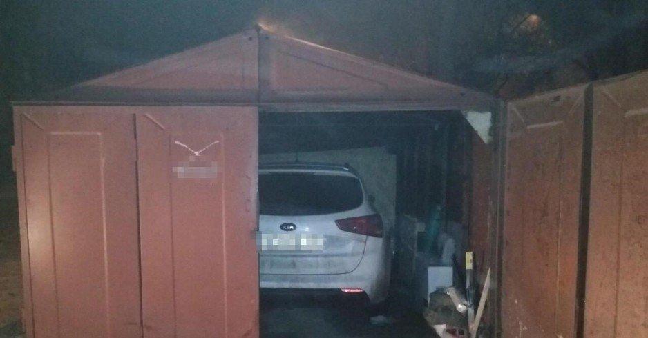 В Днепре задержали гаражного вора