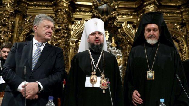 В Днепропетровской области еще один храм вышел из-под юрисдикции УПЦ Московского патриархата