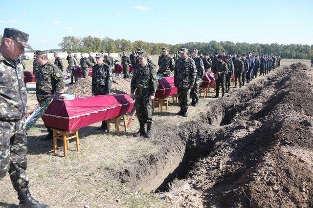 В Днепре на Краснопольском кладбище похоронят воина, который погиб на Донбассе