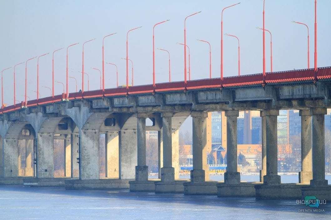 В Днепре открыли Новый мост для всех