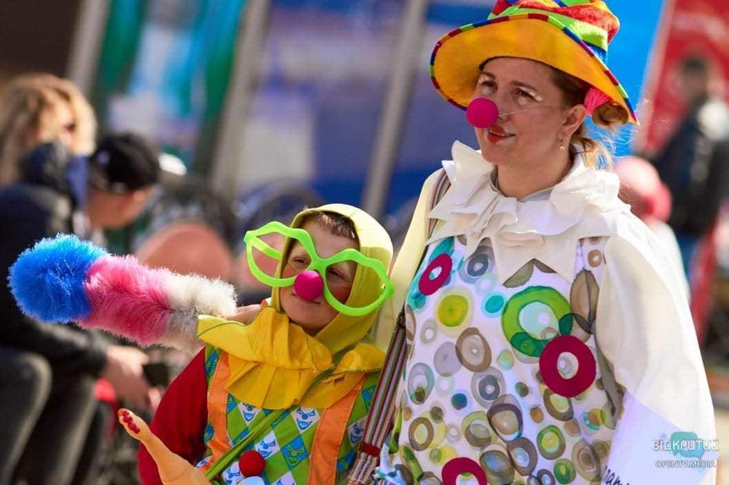 У Дніпрі витратять майже 150 тисяч гривень на проведення карнавальної ходи