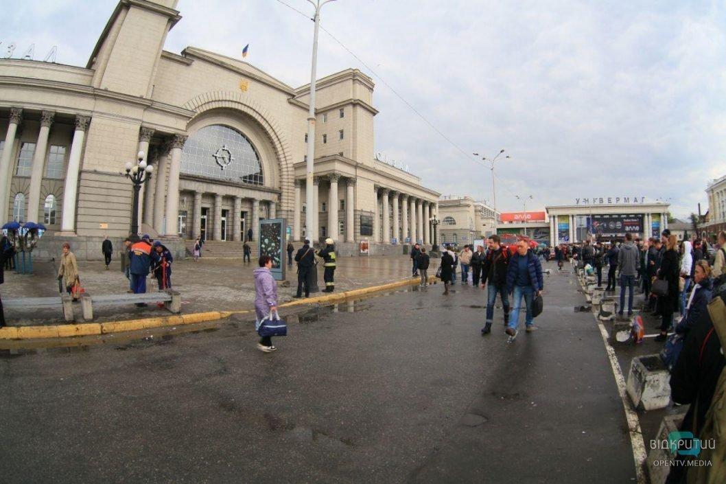 Из Днепра запустят дополнительные поезда на Киев и Одессу