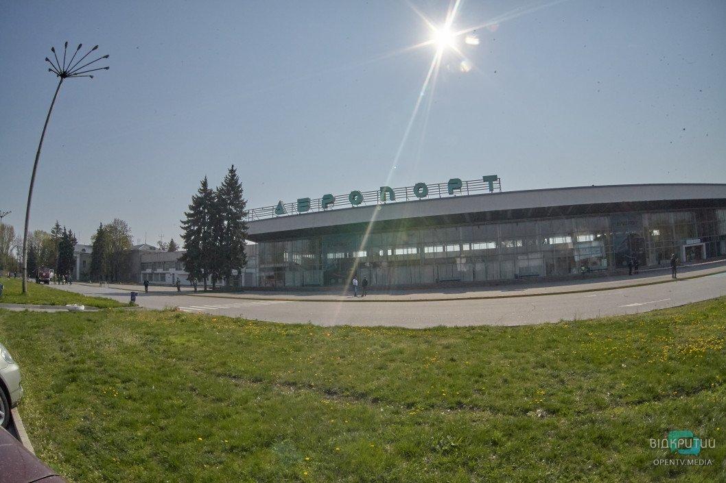 Как оценивают ситуацию с аэропортом в Днепре Филатов, Кучма и депутаты горсовета