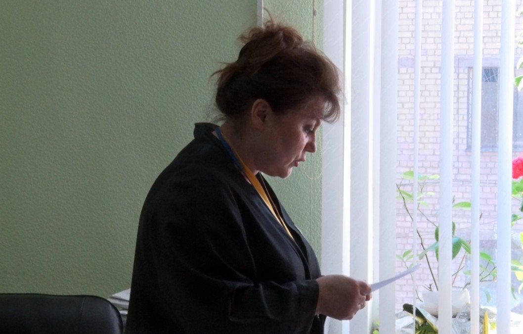 Sudya Nadezhda Evstigneeva