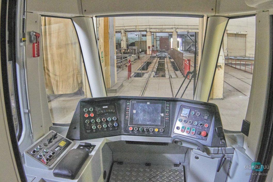 Tramvaj YUMZ DIP 4167 1