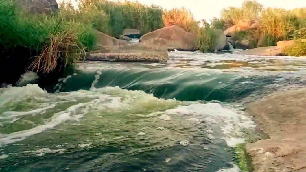 tokovskij vodopad