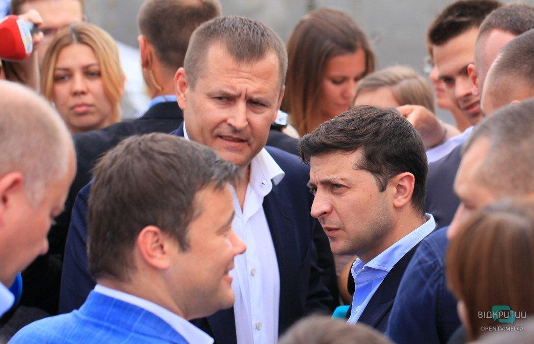 Итог пари мэра Днепра Филатова и президента Зеленского: что решил суд
