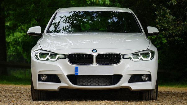 Automobile, Bmw, Bumper, Car, Headlamps