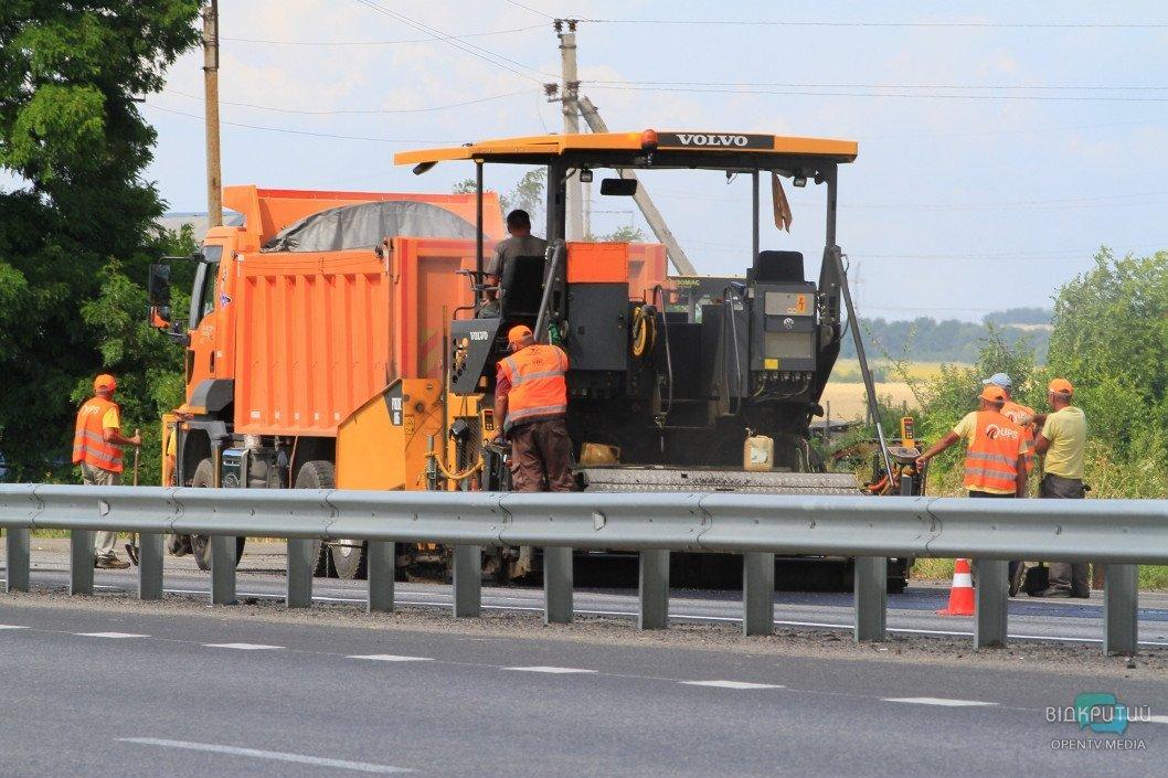 Стоимость ремонта дороги Днепр — Николаев увеличилась до 1 300 000 000 гривен