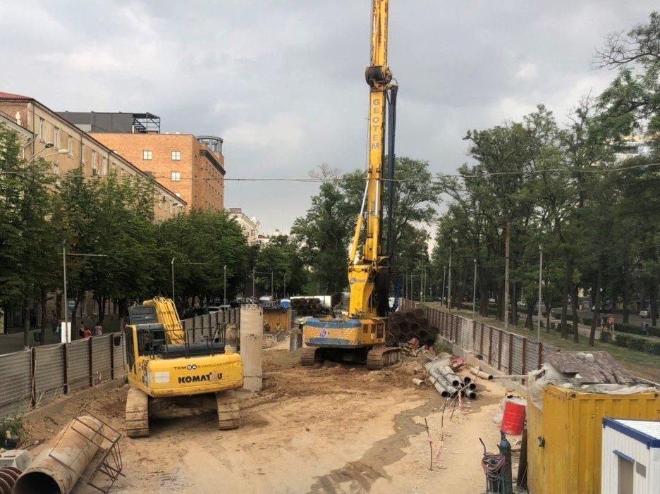 Строительство метрополитена в Днепре под угрозой срыва (ВИДЕО)