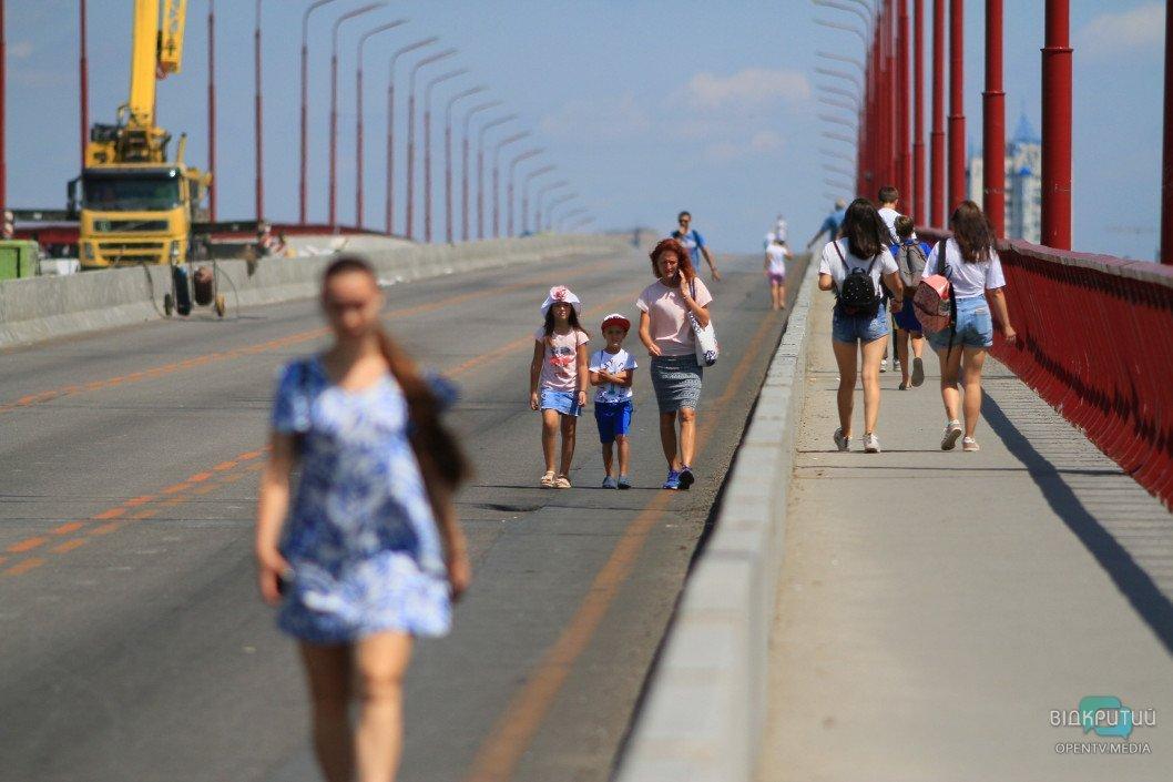 Ремонт Нового мосту у Дніпрі завершать достроково