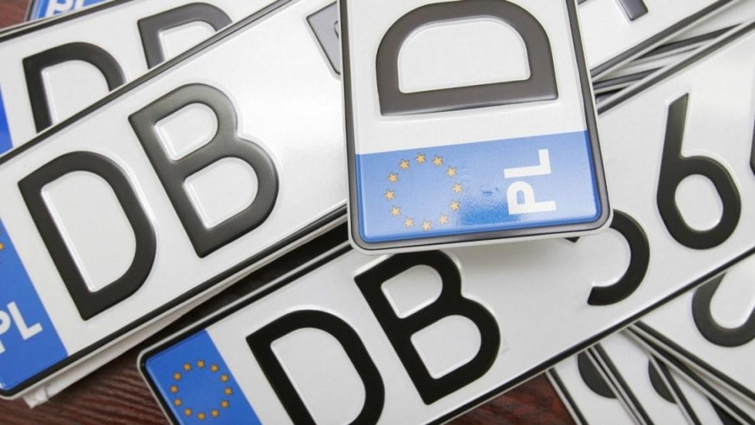 Набули чинності нові штрафи за водіння «євроблях»