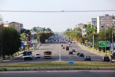 У Дніпропетровській області відремонтують півтора кілометра проспекту за 194 000 000 гривень