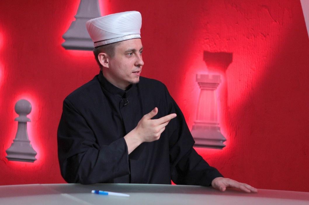 Едгар Девлікамов про мусульманську громаду Дніпра та про те, як українцю, який сповідує іслам, здійснити хадж – програма «Шах і мат»