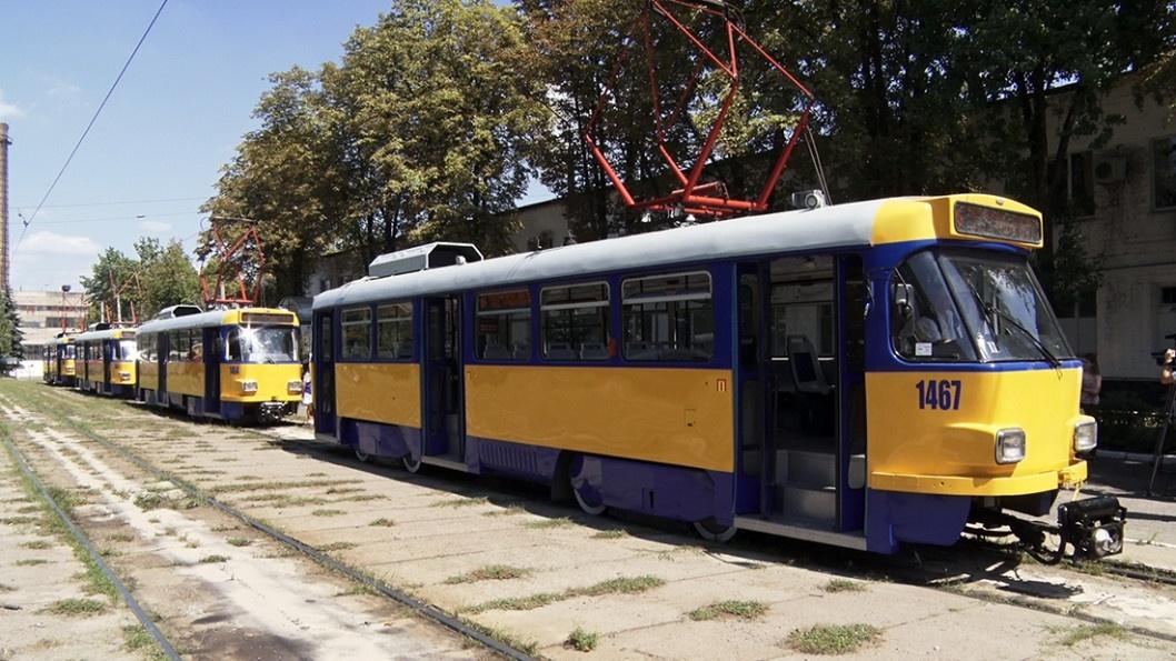 У Дніпрі 29-го серпня трамвай №9 закінчить свою роботу раніше