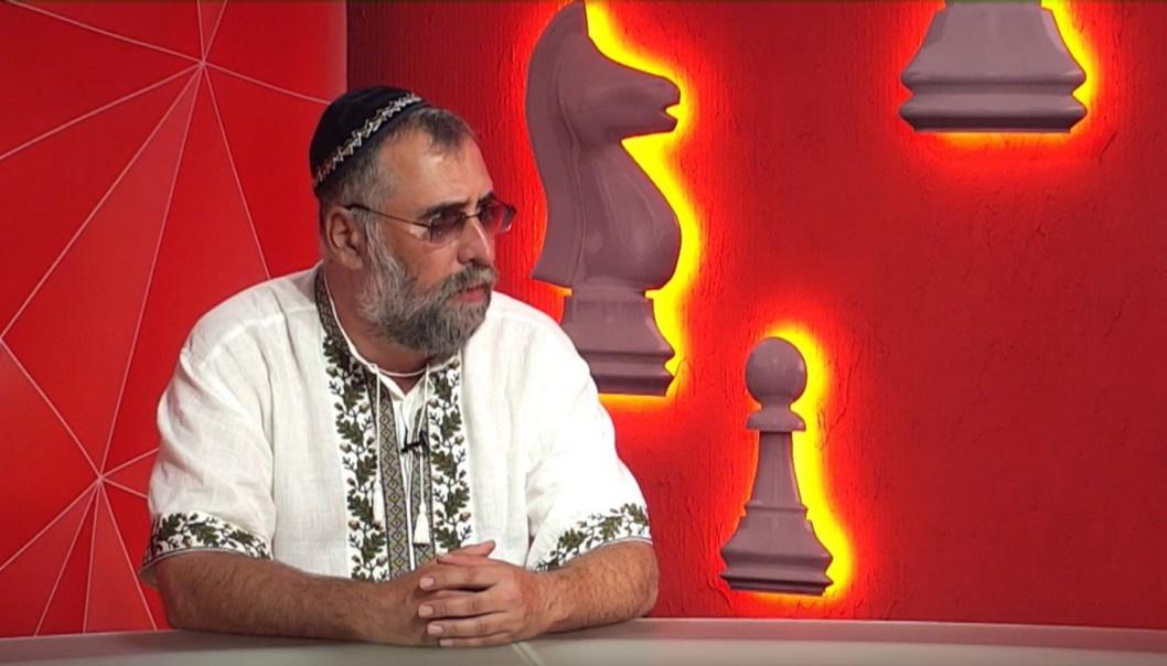 Олег Ростовцев про єврейську громаду Дніпра – програма «Шах і мат»