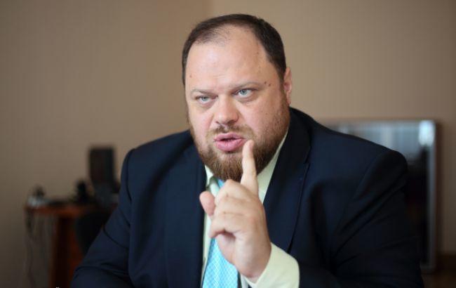 Стефанчука обрали першим заступником голови Верховної Ради