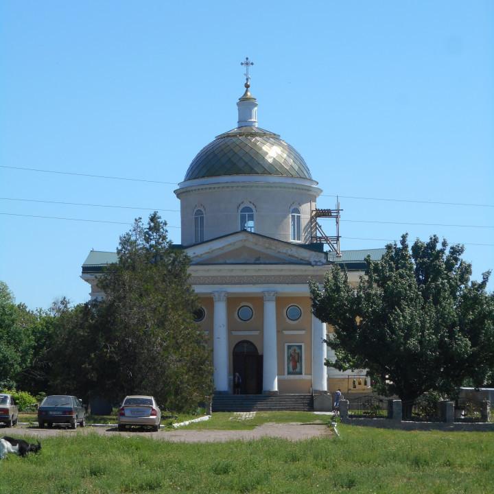 Svyato Voznesenska TSerkva 1823 r. u Mironivtsi