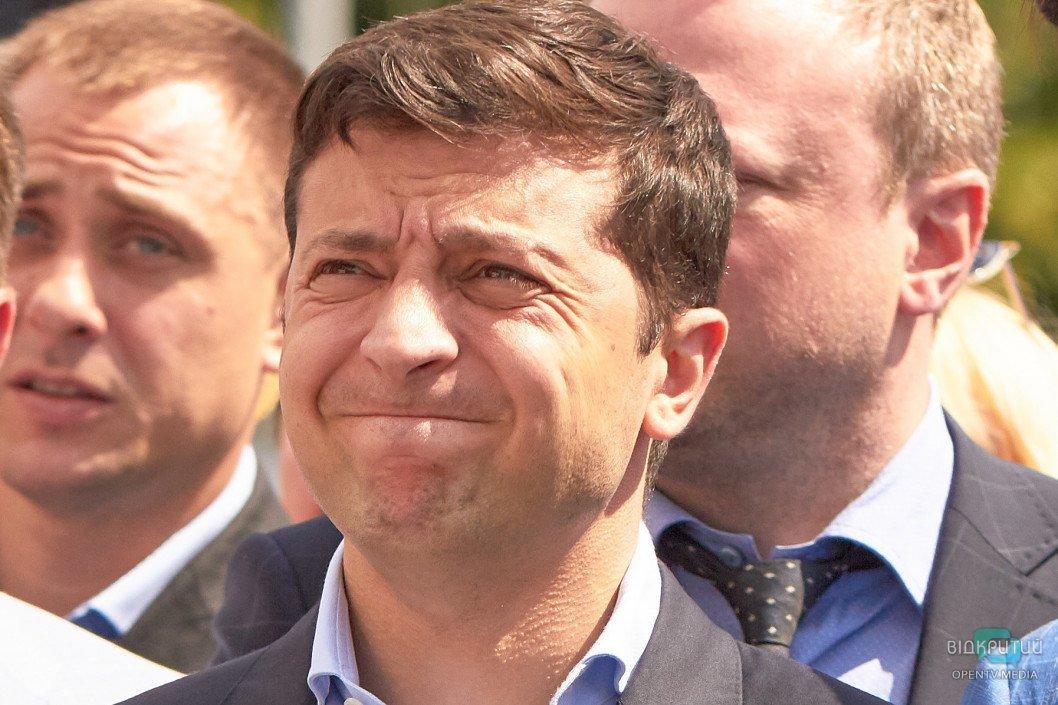 Зеленский предлагает двухлетний запрет на проверку всех ФЛП, кроме «рисковых»