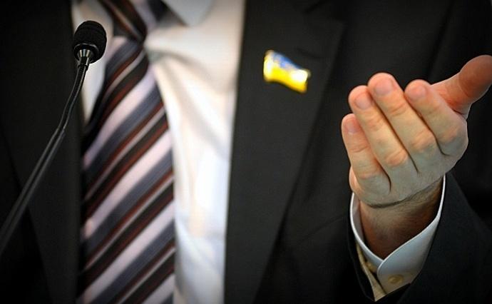 Верховна Рада попередньо схвалила зняття депутатської недоторканності